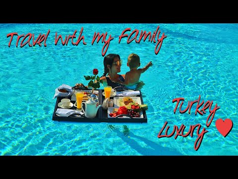 Luxury Travel Video Turkey 4K