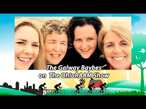 #146 Galway Baybes visit The OhioRAAM Show