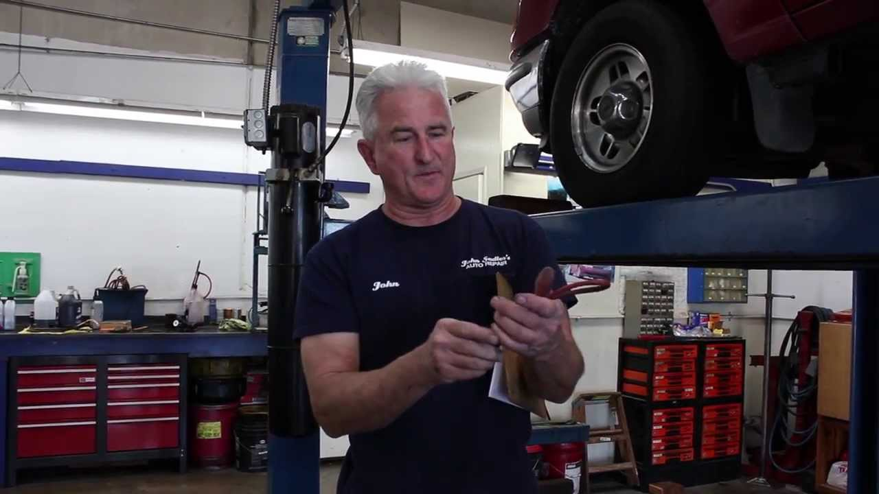 How To Check An Oxygen Sensor Youtube 2004 Ford Escape Location
