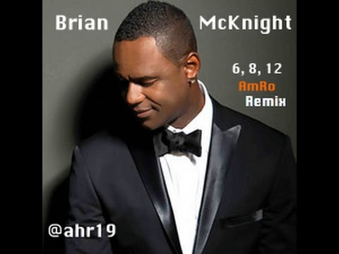 Brian McKnight - 6,8,12 (Live) - YouTube