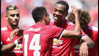 Martial Madness!!! Manchester United 1-1 Real Madrid LIVE REVIEW