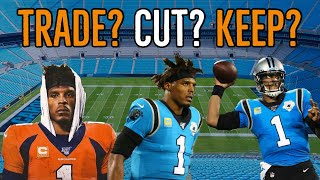 Cam Newton Injured Reserve: What Is The Future For Cam Newton?