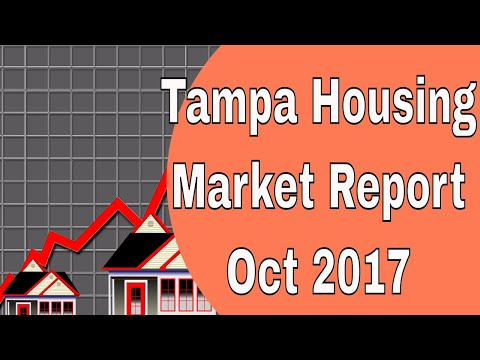 Tampa Housing Market Report for October 2017
