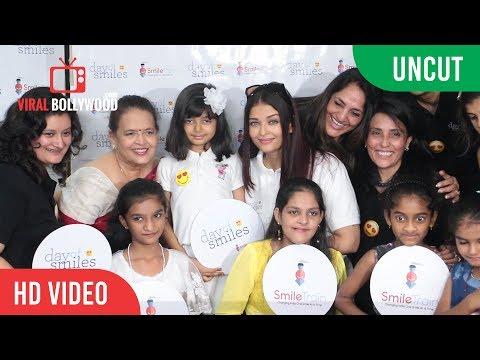 UNCUT - Aishwarya Rai Bachchan Celebrate Late Father Krishnaraj Rai's Birthday | Aaradhya Bachchan