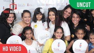 UNCUT   Aishwarya Rai Bachchan Celebrate Late Father Krishnaraj Rai's Birthday | Aaradhya Bachchan