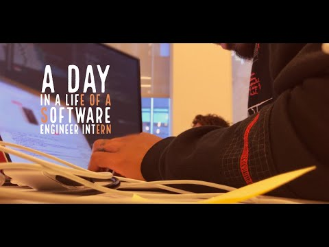 A day in a life of a NYC Software Engineer Intern