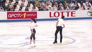 Шарлен Гиньяр Марко Фаббри Ритм танец Командный чемпионат мира по фигурному катанию