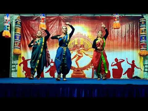 Pushpaarpanam Dance Group - Shivan Narthanam - By Sree Devi Sisters
