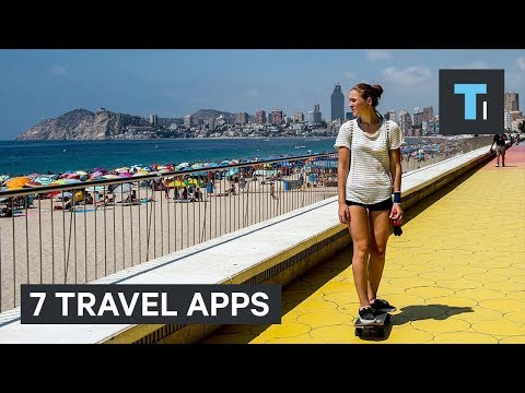 7 apps to make summer travel easier
