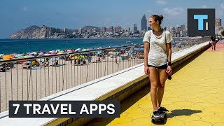7 apps to make summer travel easier
