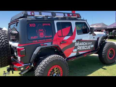 Jeep Beach At Daytona International Speedway 2019