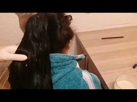 تجربتي مع الخميرة على الشعر تجربة عملية مباشرة  /جربت على شعر راما والنتيجة بالفيديو
