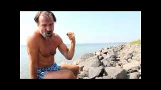 Wim Hof - Shelf exercise