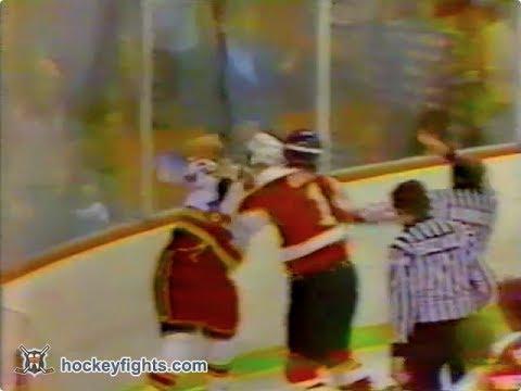 Mel Bridgman vs Trevor Johansen Feb 19, 1980