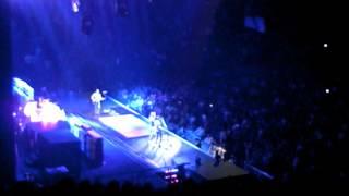 2012/3/1、マジソンスクエアガーデンで行われたヴァン・ヘイレンのライ...