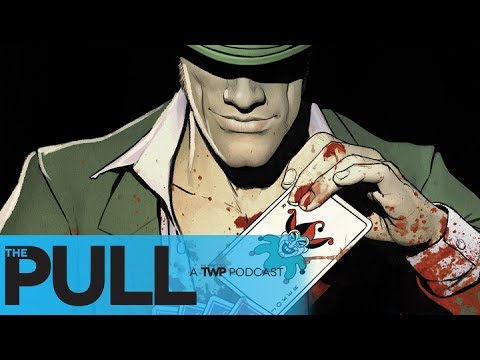 KITE MAN & this week's comics! | The Pull Podcast
