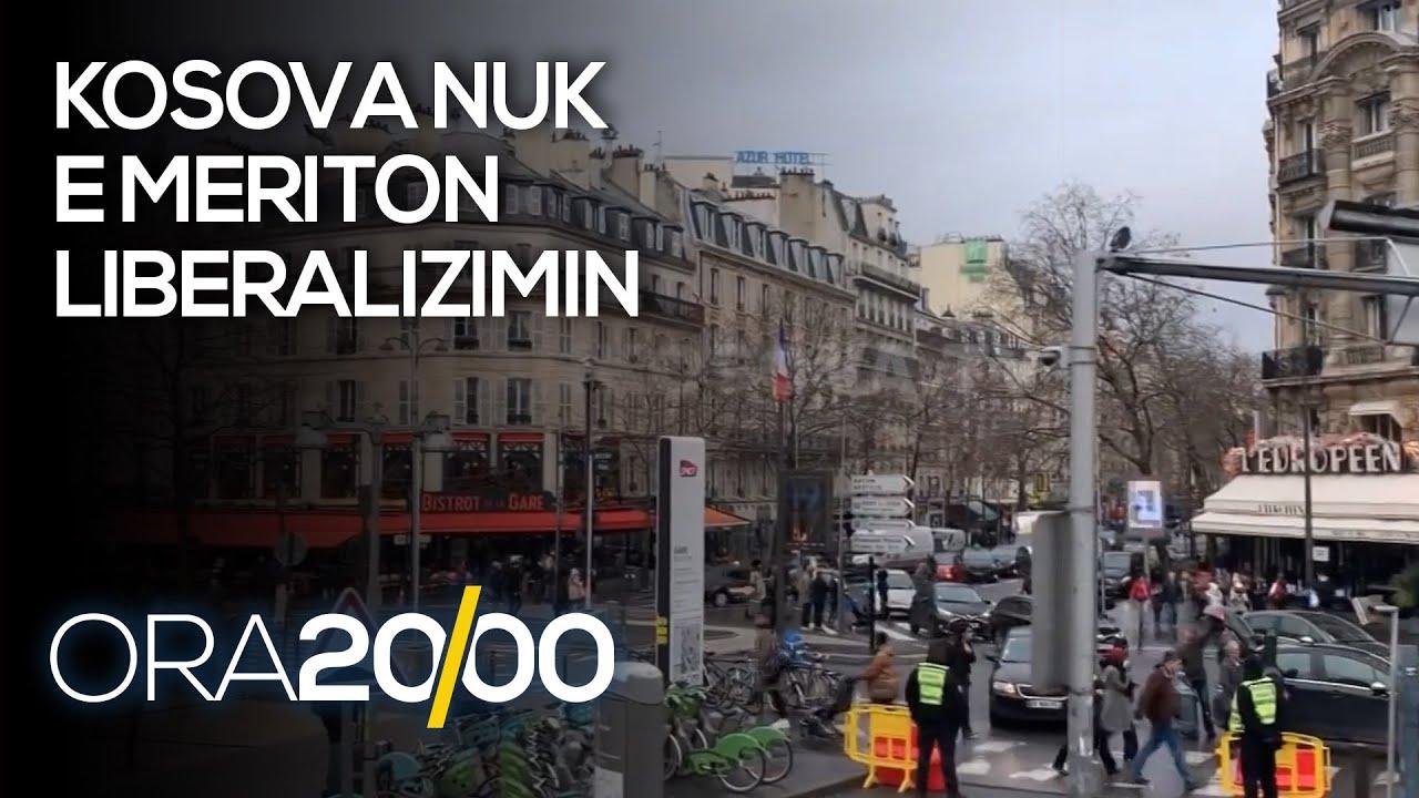 Falconi: Kosova nuk e meriton liberalizimin - 05.02.2021 - Klan Kosova