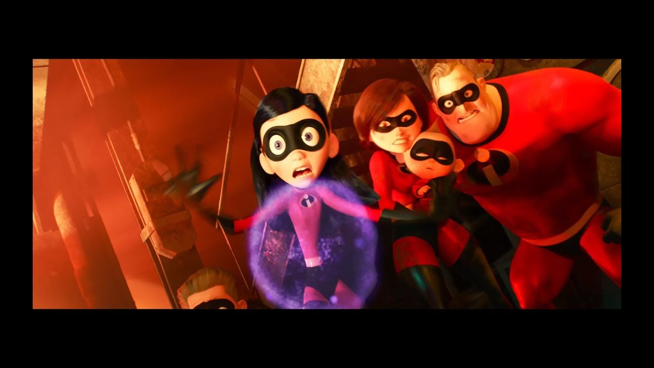 Incredibles 2 - Official® Trailer 2 [HD] - YouTube