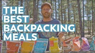Backpacking Meals Taste Test | Good To-Go