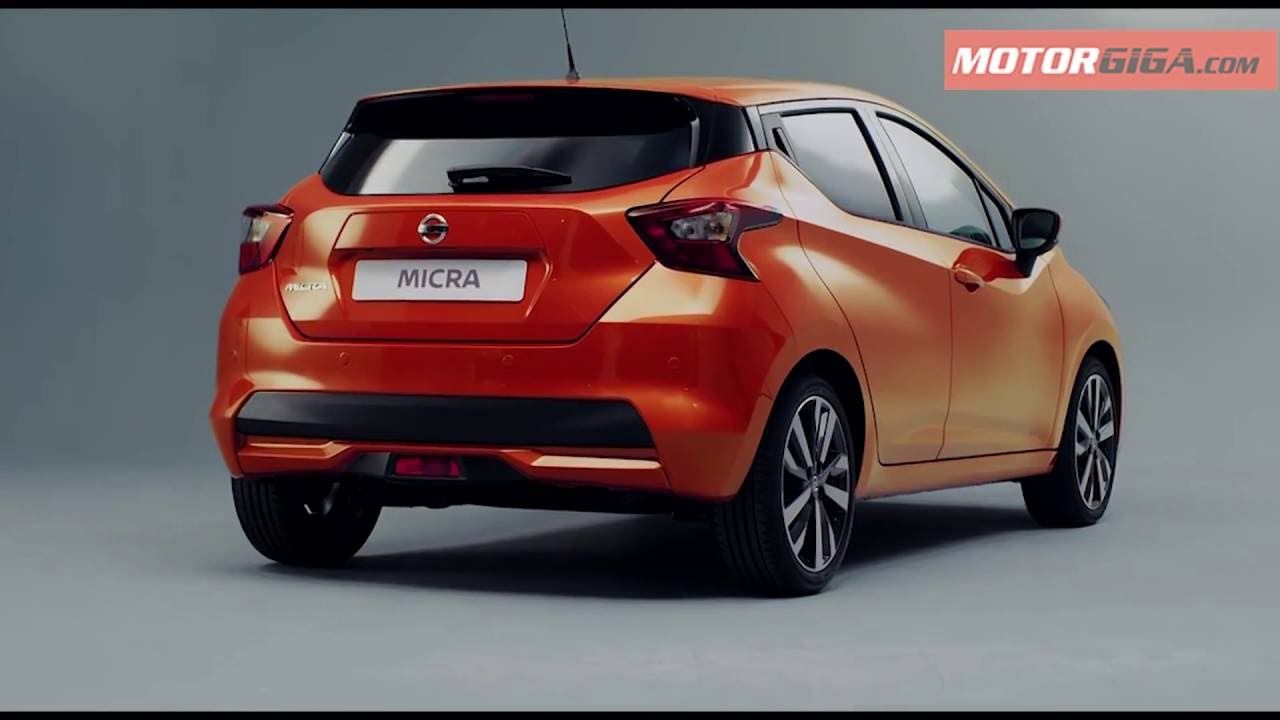 nissan micra 2017 youtube. Black Bedroom Furniture Sets. Home Design Ideas