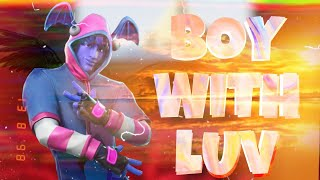 This Boy With Luv - BTS Cover sounds like the real version !! 🔥💥 ( Fortnite Music Block )