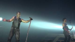 Rammstein Links 2 3 4 Live Montreal 2012 HD 1080P