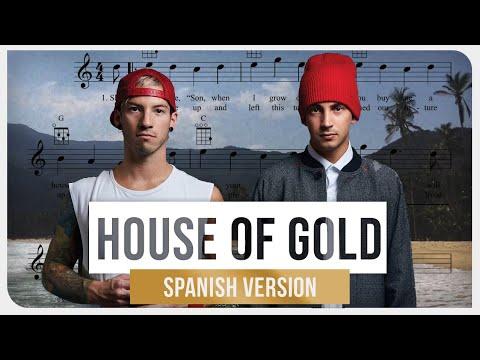 twenty one pilots - House Of Gold Spanish