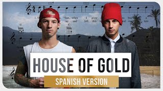 twenty one pilots - House Of Gold (Spanish Version)