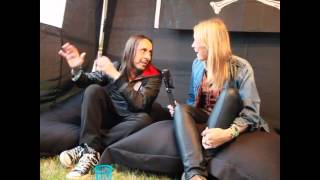 Lacuna Coil interview @Download 2015 (TotalRock)