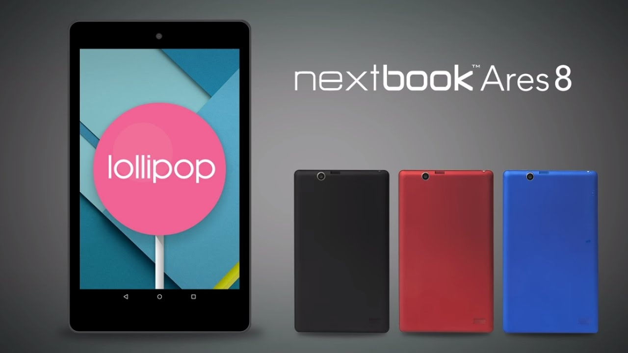 How To Root and install TWRP on Nextbook Ares 8