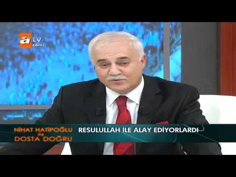 Nihat Hatipoglu- Hazreti Hamza (RadiyAllahu Anh)