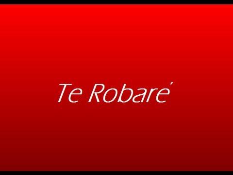 Prince Royce - Te Robare - Letra