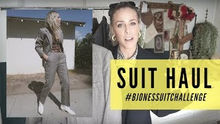 HOW TO SHOP FOR A SUIT/THRIFT HAUL
