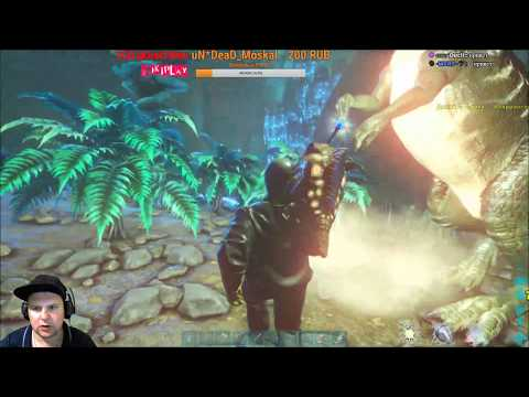 ARK: Survival Evolved Aberration Прохождения