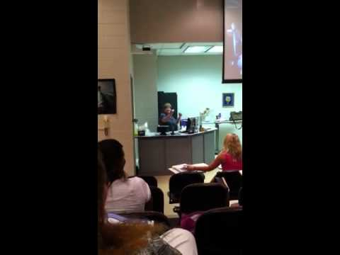 Nursing Instructor Dance