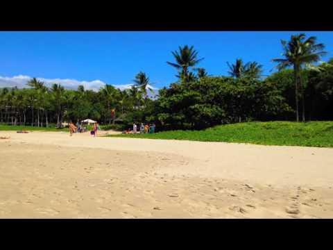 Kauna'oa Beach, Hawai'i