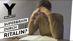 Selbstversuch: Ritalin – Hirndoping gegen den Leistungsdruck I Y-Kollektiv Dokumentation