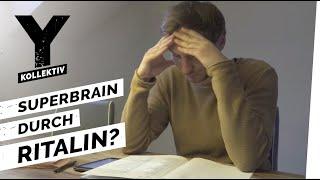 Selbstversuch: Ritalin – Hirndoping gegen den Leistungsdruck