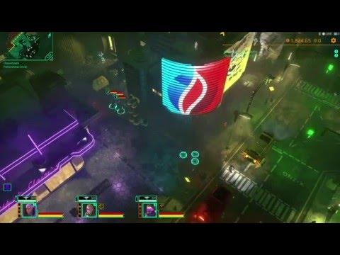 Satellite Reign Game Play 02