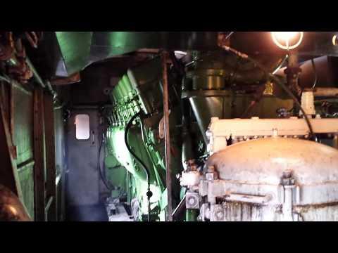 ALCO 12-251C powering up to full throttle