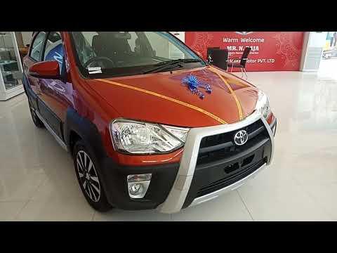 Toyota Etios Cross 2020