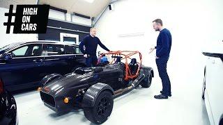 Sjoveste bil til 100.000 kr - High on Cars