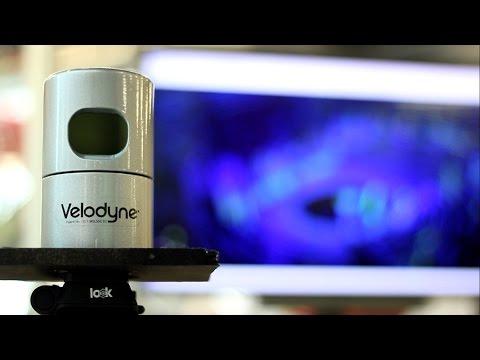 Sensor Velodyne LiDAR HDL-32E - TechMake Electronics ®