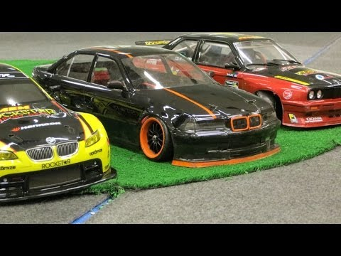 Tikkurila RC Drift Meeting 2014