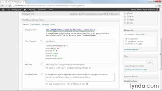 Using WordPress SEO by Yoast #6  Using Focus Keyword and Page Analysis