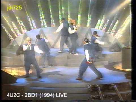 4U2C - 2BD1 (1994) LIVE