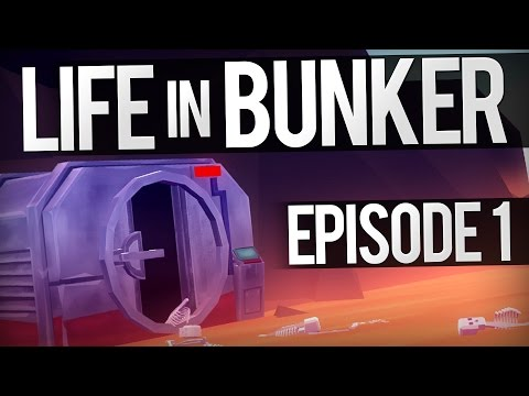 Life in Bunker – Ep 1 – BUNKER BUILDING SANDBOX | Life in Bunker Gameplay (Early Look)