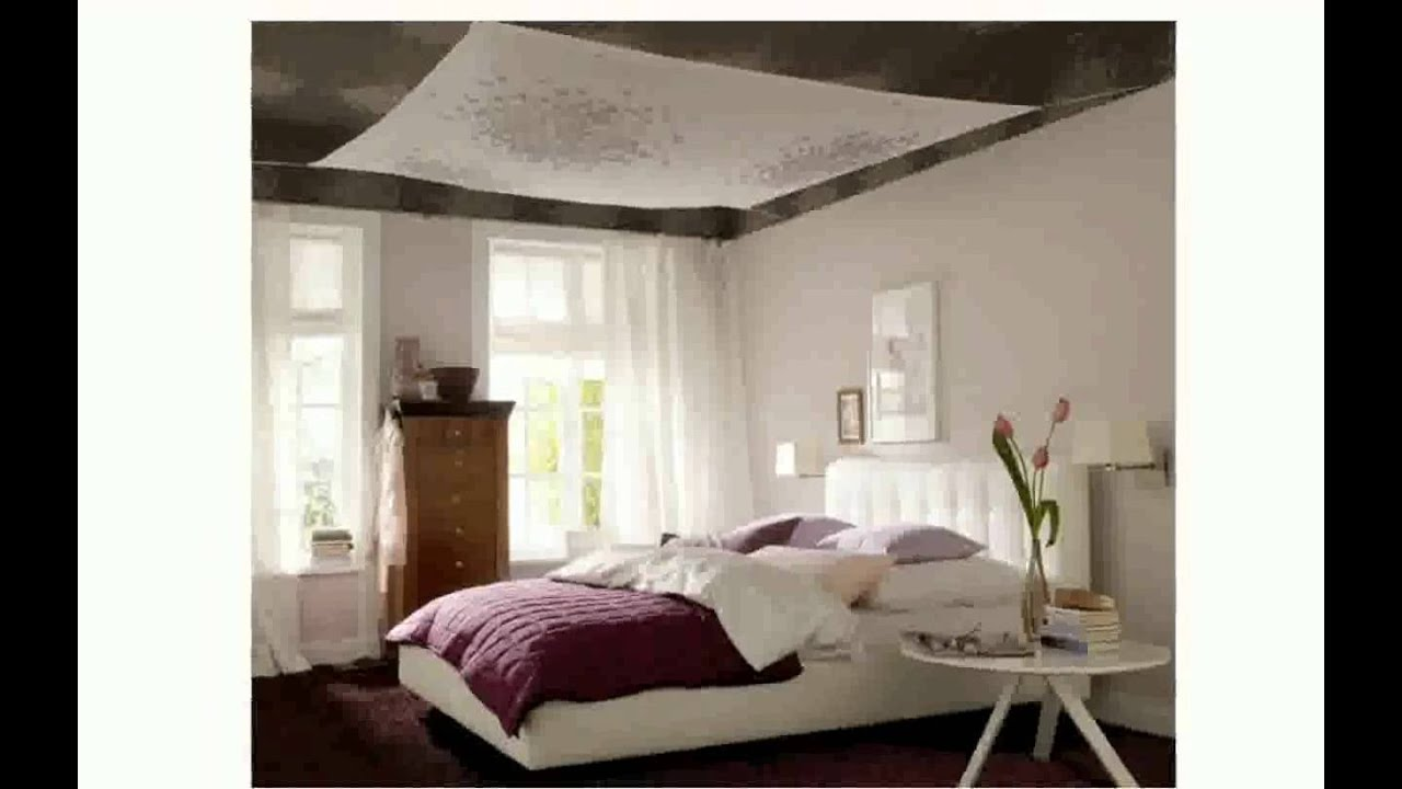 schlafzimmer dekorieren ideen youtube. Black Bedroom Furniture Sets. Home Design Ideas