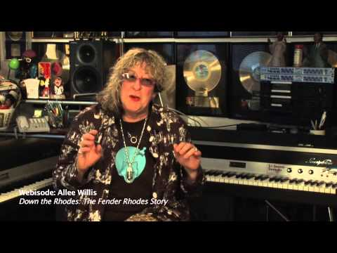 Down the Rhodes Webisode: Allee Willis