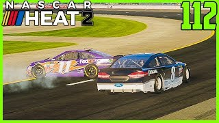 THIS ONE'S FOR YOU CHASE! - NASCAR Heat 2 Career Mode  19/36  S4. Episode 112